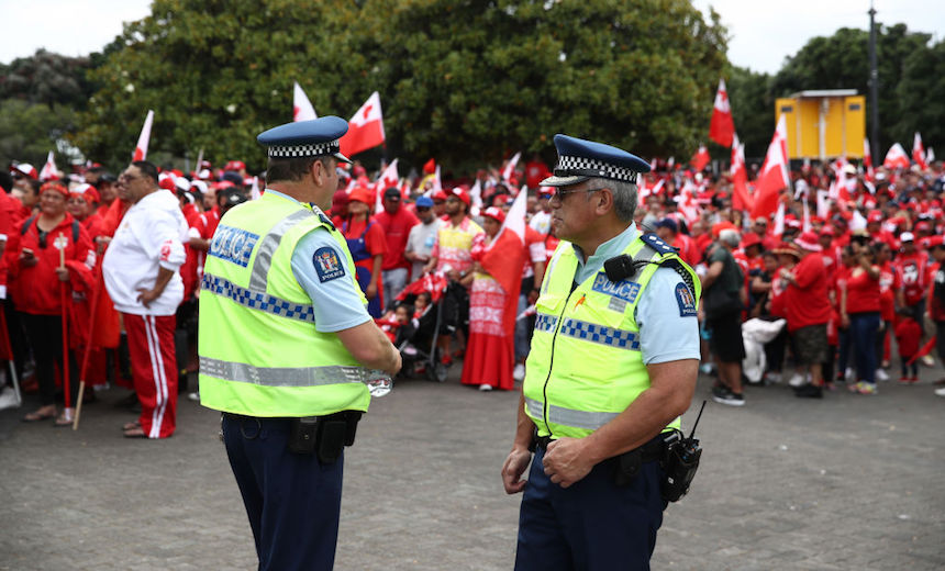 'It felt like they were in a riot mode': Police tactics turn ugly in Otāhuhu