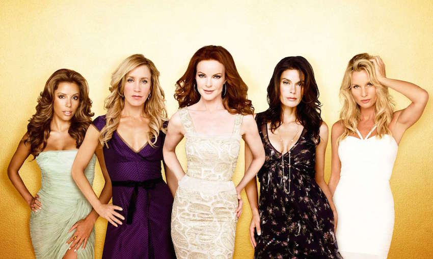 Desperate Housewives Characters – Characters from desperate housewives include: