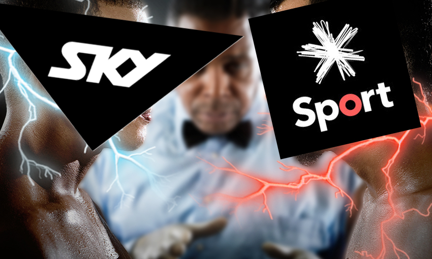 Spark Sport S Blunt Message To Sky Get In The Ring The Spinoff