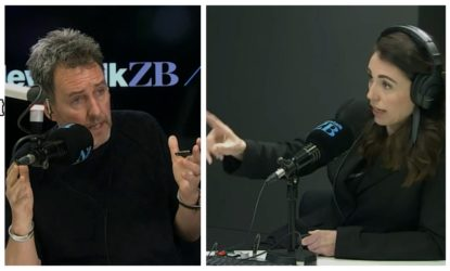 Mike Hosking lashes out at Jacinda Ardern as she quits weekly Newstalk ZB slot