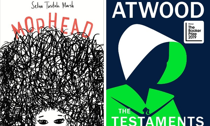 Mophead, by Selina Tusitala Marsh and The Testaments, by Margaret Atwood
