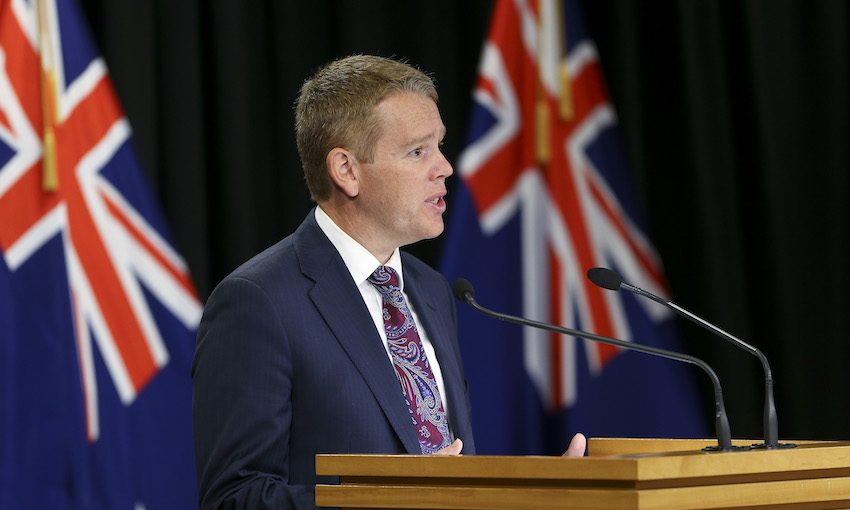 Live updates, October 20: Daily Covid numbers could get into the 'high hundreds', says Hipkins