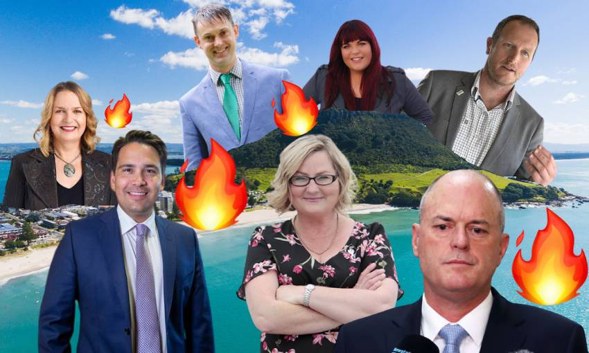 tauranga and bay of plenty electorate candidates