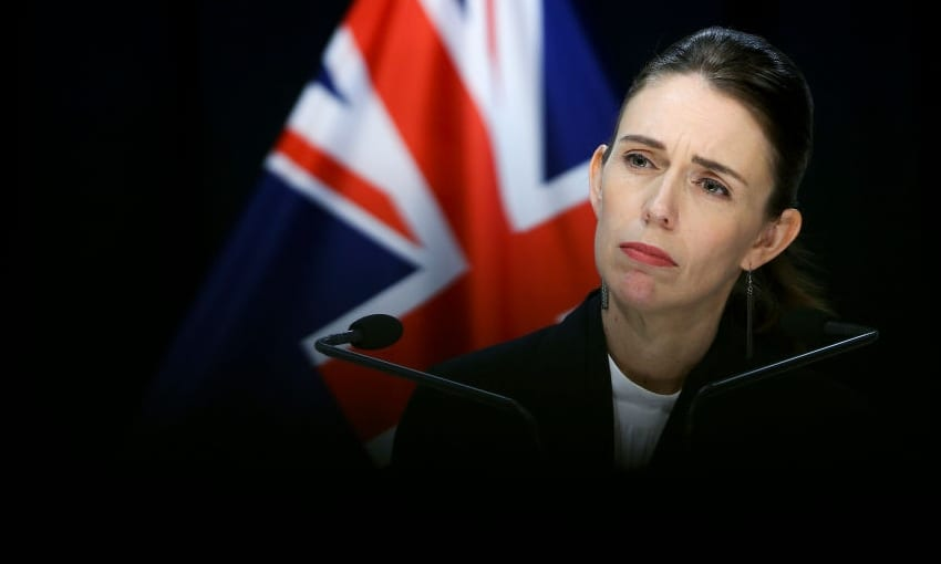 Ardern pledges to care 9% more by 2030