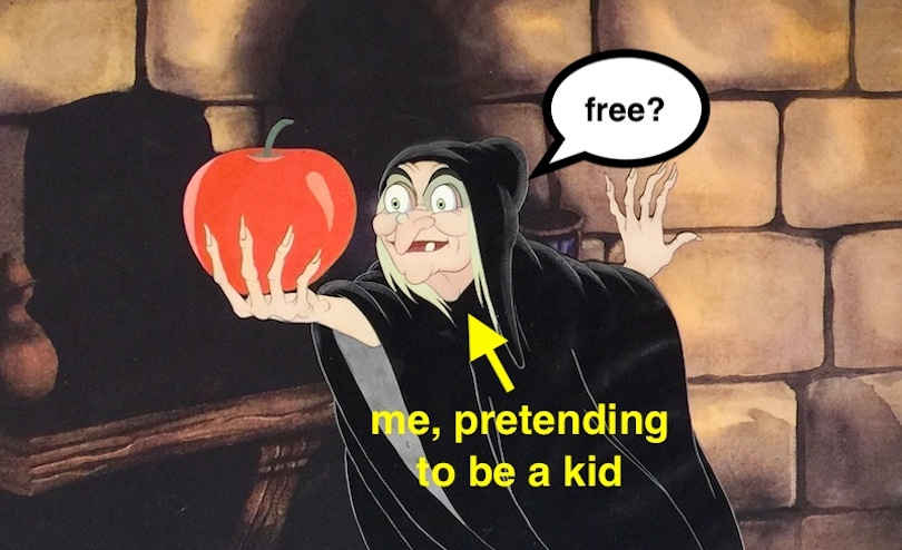 free fruit meme