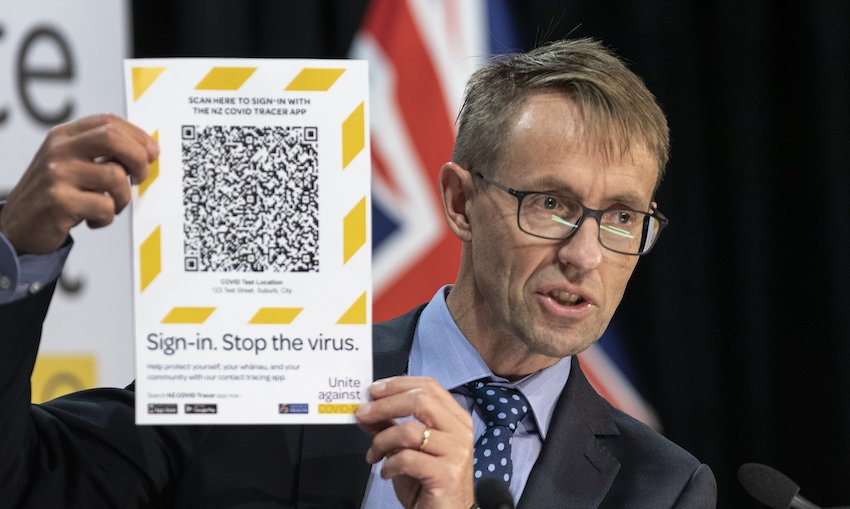 Five ideas to fix NZ's completely pathetic Covid QR scanning record