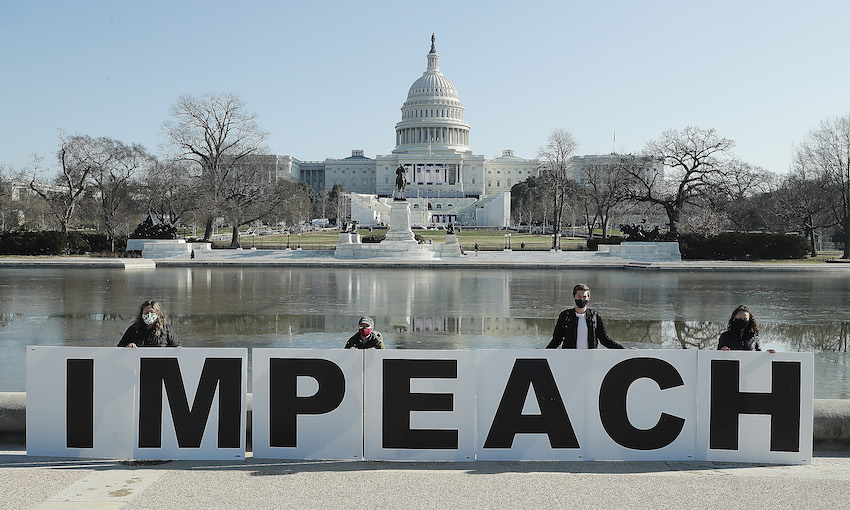 Why Trump's impeachment really matters