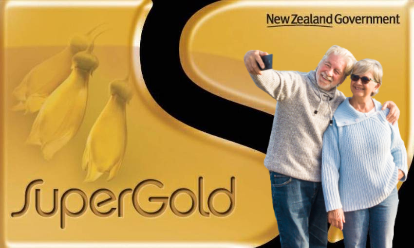 SuperGold or SuperWhite? A call for a more Māori gold card
