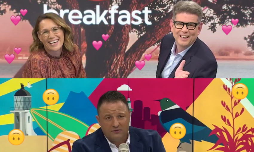 All the weird, wonderful moments from the return of Breakfast and The AM Show