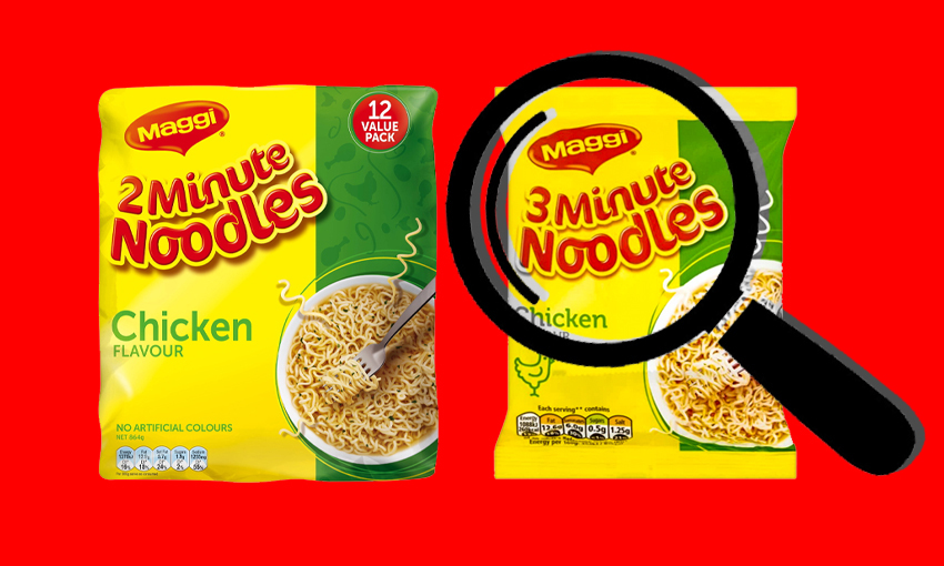 The Great 2 Minute Noodle Mystery: A Spinoff investigation
