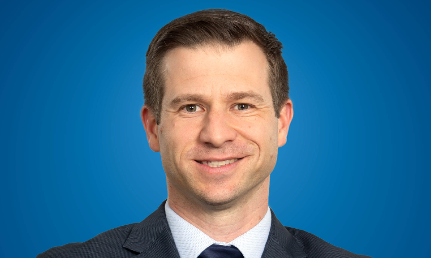 National MP Chris Penk