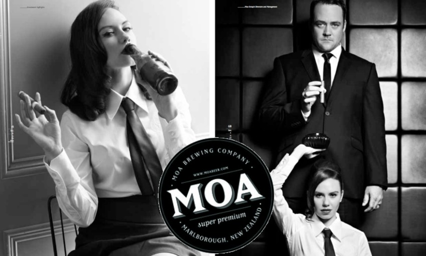 The old marketing 'made me sick', says Moa's new owner