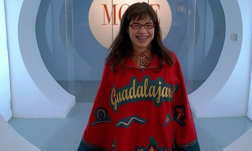 America Ferrara in her groundbreaking role as Betty Suarez on ABC's Ugly Betty.