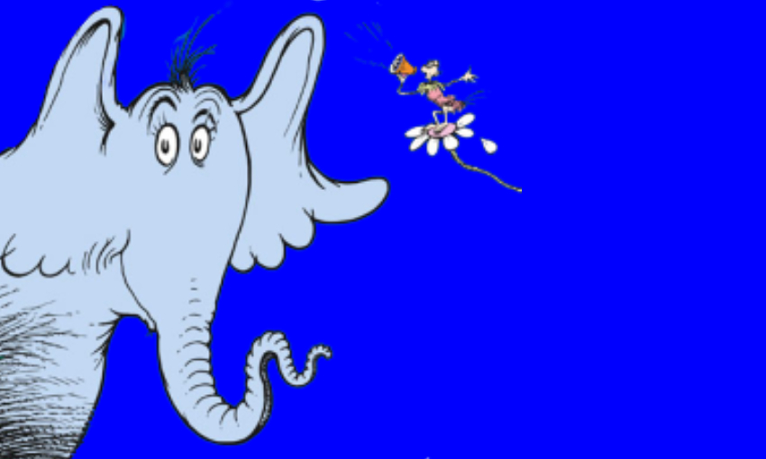 Horton hears a whinge: On teachers and Dr Seuss, who is not cancelled nor banned