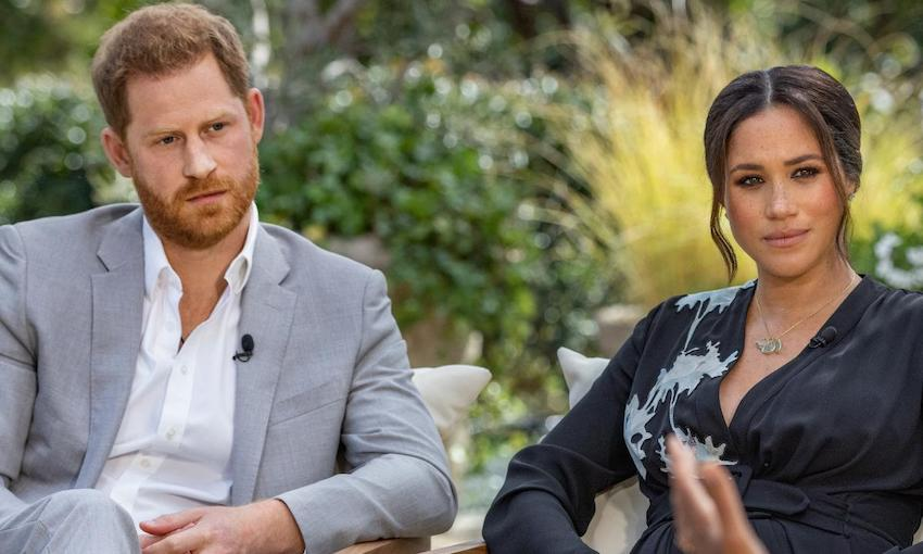 The most revealing moments from that blockbuster Meghan and Harry interview