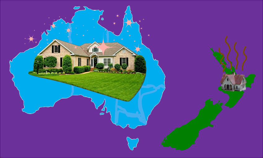 Fed up with NZ's out-of-control housing market? Come to Australia