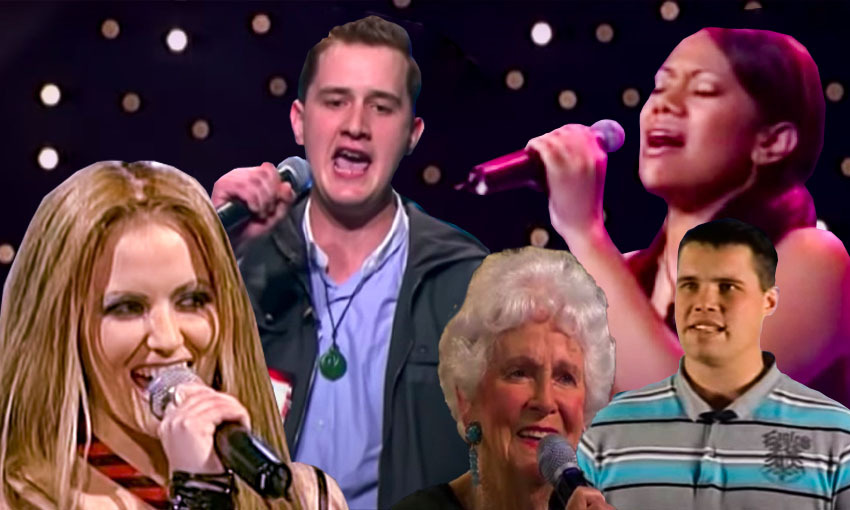 Remembering New Zealand's greatest talent show performances