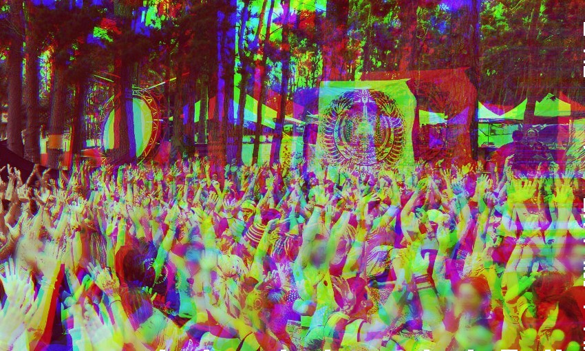 How alternative festivals became platforms for conspiracy theorists