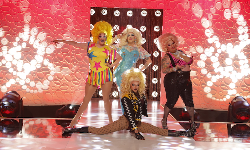 Drag Race Down Under power rankings: All white is not all right