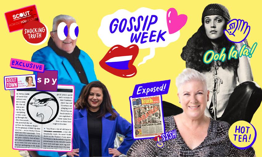 A glossary of New Zealand gossip