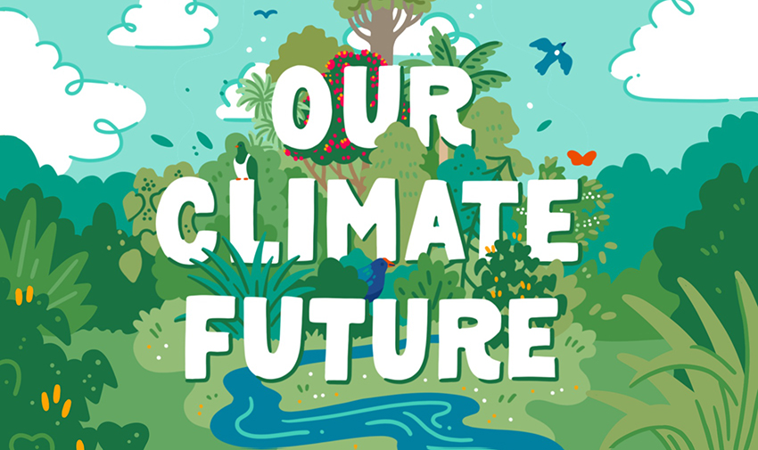 Our climate future is happening now