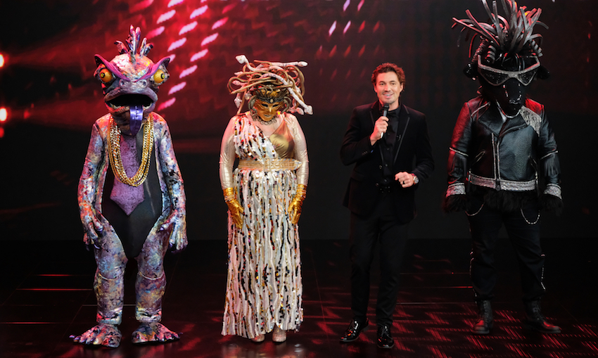 The Masked Singer NZ finale: Give it a hoon, bro
