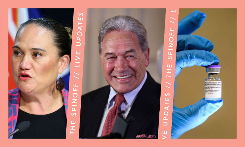 Live updates, June 21: Winston Peters reveals if he will be back for 2023 election