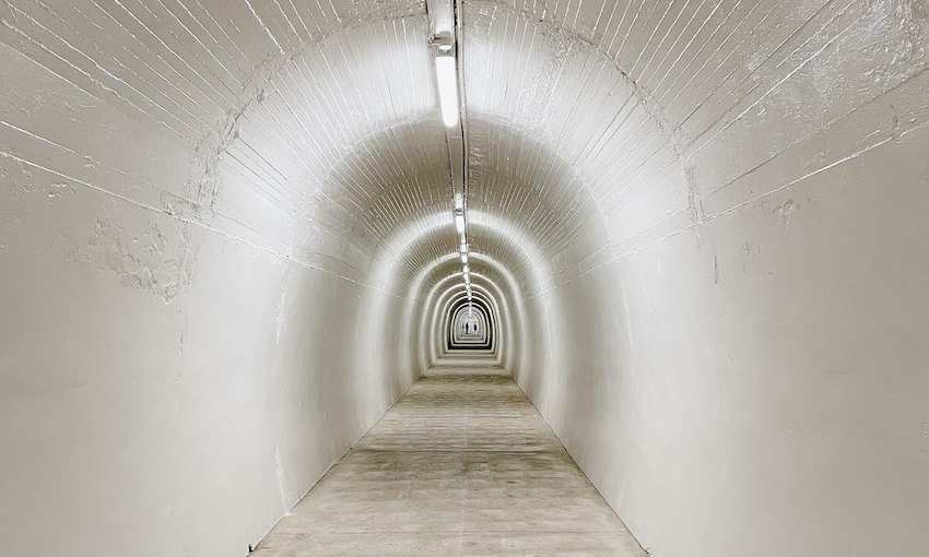 The answer to NZ's transport future lies down a long tunnel in Whanganui
