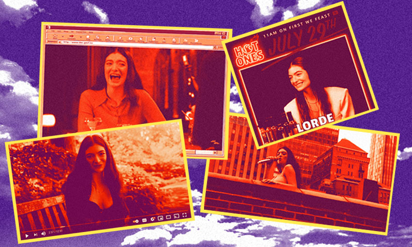 Everything we learned from Lorde's recent publicity blitz