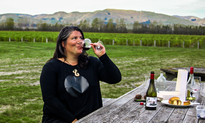 The wahine winemaker hunting for a sense of place