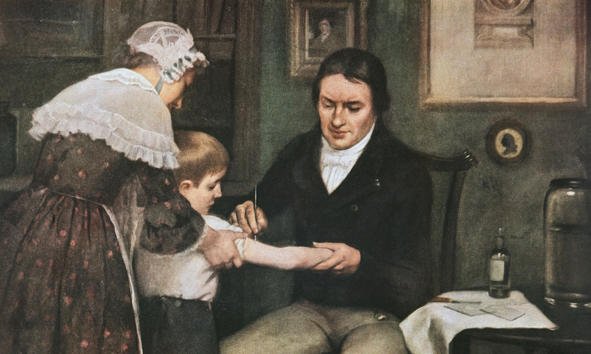 The fascinating history of public vaccine campaigns