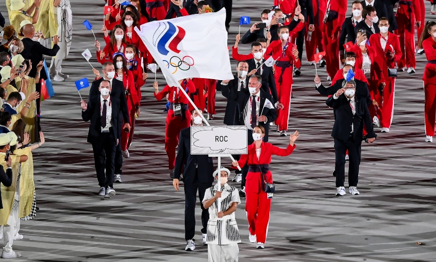 What is 'ROC' and why are they winning so many Olympic medals in Tokyo?