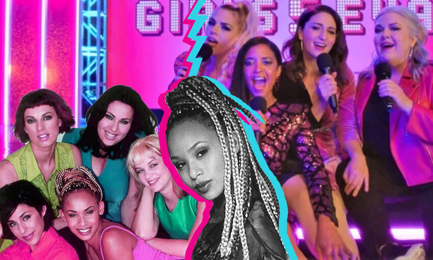 Girl group parody Girls5eva, reviewed by a former 90s popstar