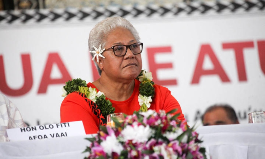 The Bulletin: International recognition for PM Fiame Mata'afa