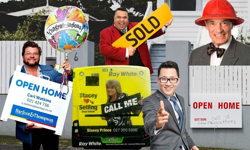 New Zealand's best real estate agent ads, reviewed and ranked