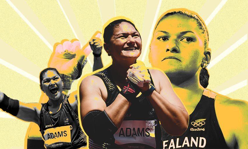 Valerie Adams: the greatest athlete we've ever produced