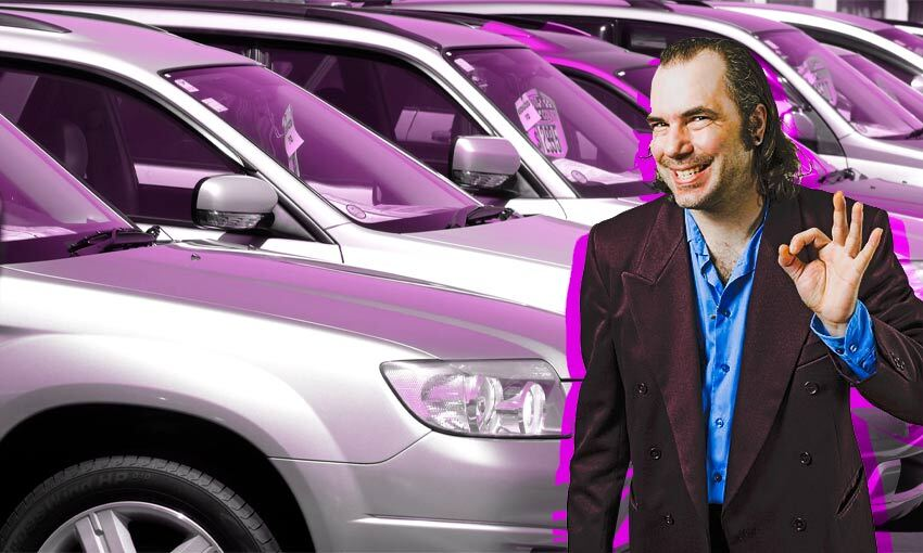 It's time to put car yard sexism in the rearview mirror