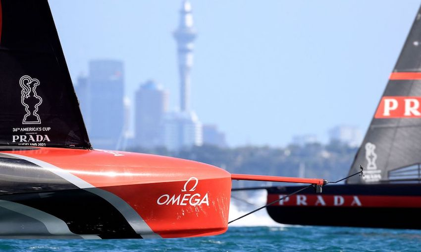 Auckland's America's Cup dream isn't dead yet