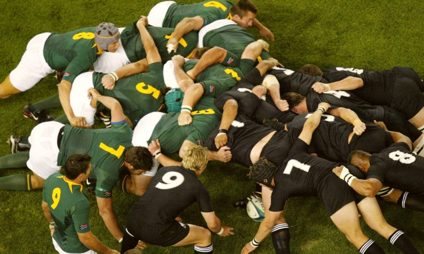 Scotty Stevenson: Love, rugby, and the story of my family