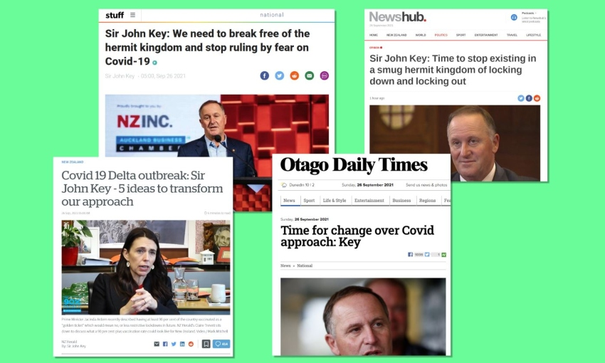 Ranked: All of today's op-ed columns by Sir John Key
