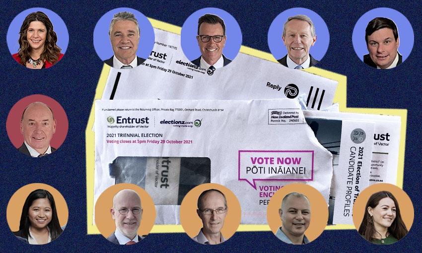 Meet the candidates trying to break a two-decade domination in Entrust elections