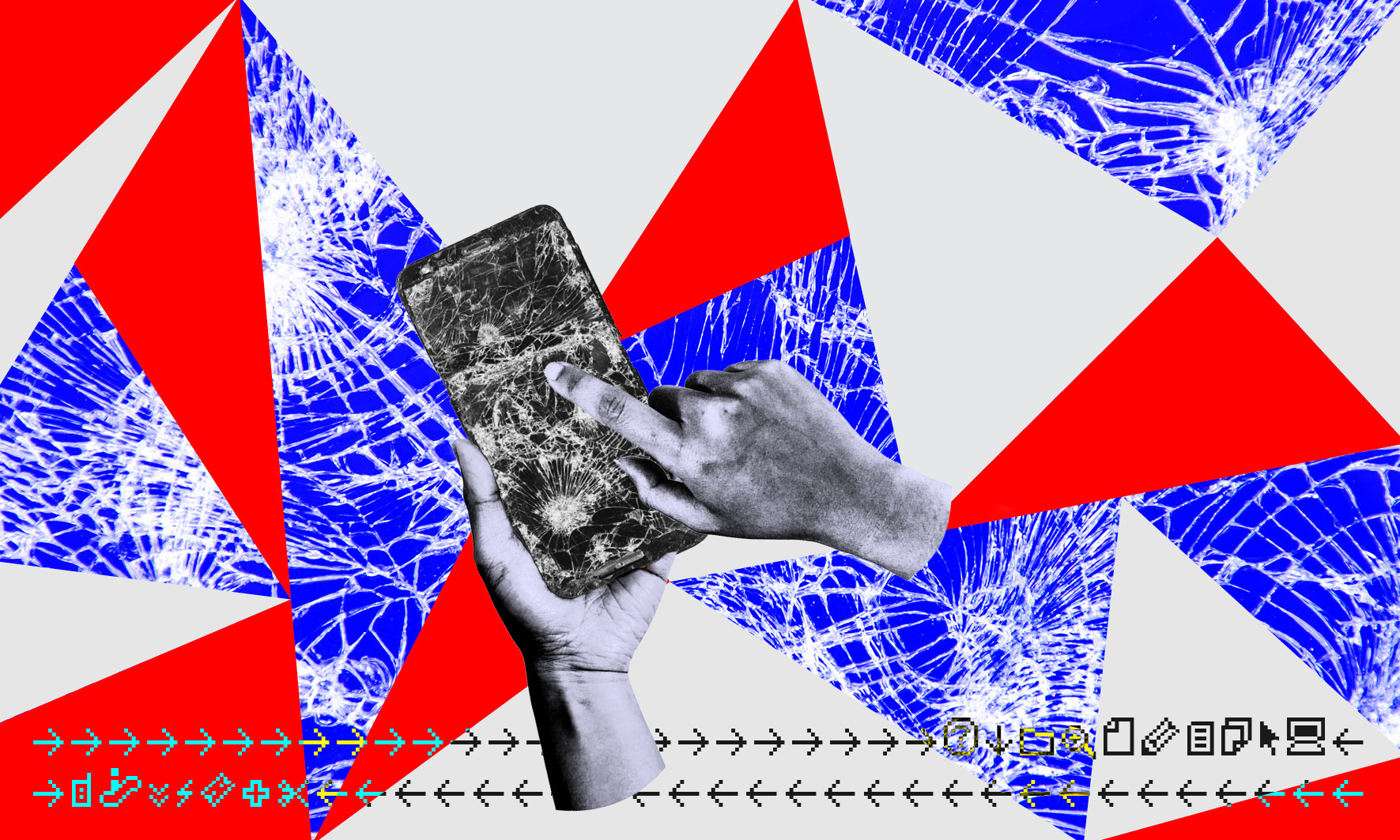 I will never, ever fix my smashed phone screen – and I'm not alone